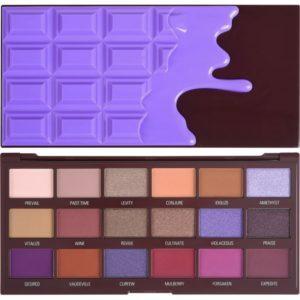 Γυναίκα Revolution – Beauty I Heart Revolution Violet Chocolate Palette