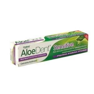 Οδοντόκρεμες-ph Optima AloeDent Sensitive Toothpaste Οδοντόκρεμα Aλόης Παρέχει Φυσική Προστασία για ευαίσθητα Ούλα και Δόντια 100ml