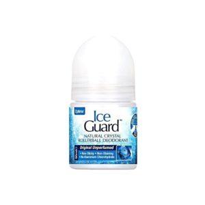 Αποσμητικά-Άνδρας Optima – Ice Guard Natural Crystal Rollerball Υποαλλεργικό Αποσμητικό Roll On 50ml