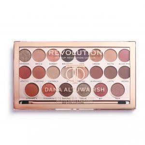 Γυναίκα Revolution – Beauty X Dana Altuwairsh Eyeshadow Palette