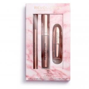Μάτια - Φρύδια Revolution – Dana Lipstick kit 3.2g