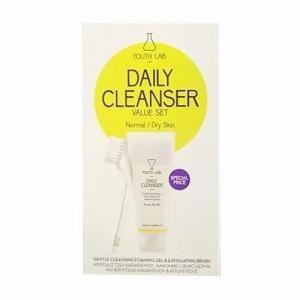 Περιποίηση Προσώπου Youth Lab – Daily Cleanser Normal – Dry Skin 100ml Καθαριστικό Ζελ Προσώπου Για Κανονικό – Ξηρό Δέρμα Δώρο 1 Beauty Tool