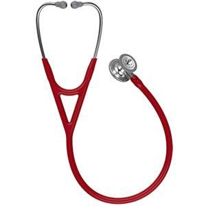 ΚΑΡΔΙΟΛΟΓΙΚΟΣ ΕΛΕΓΧΟΣ Littmann – Στηθοσκόπιο Cardiology IV Burgundy Κωδικός 6153