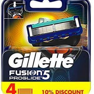 Περιποίηση Προσώπου-Άνδρας Gillette – Fusion Proglide Ανταλλακτικά για Ξυραφάκια 4τμχ