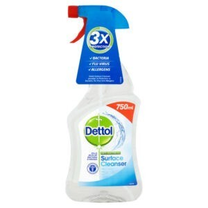 => STOP COVID-19 Dettol – Antibacterial Surface Cleaner Αντισηπτικό Επιφανειών 750ml