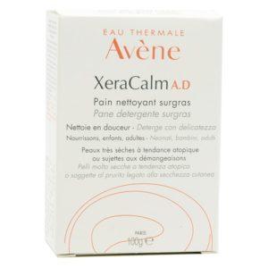 Γυναίκα Avene – XeraCalm A.D. Υπερλιπαντική Στερεά Πλάκα Σαπουνιού 100gr