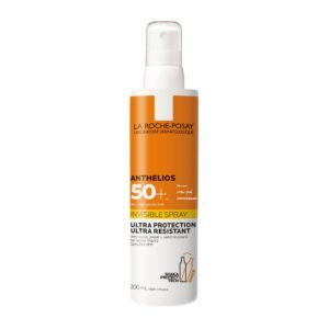 Γυναίκα La Roche Posay – Anthelios Invisible Spray SPF50 Αντιλιακό spray 200ml