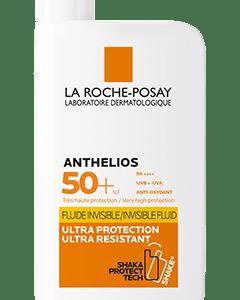 Γυναίκα La Roche Posay – Anthelios Invisible Fluid SPF50+ Αντηλιακή Κρέμα Προσώπου 50ml