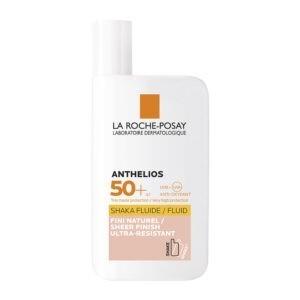 Γυναίκα La Roche Posay – Anthelios 50+ Shaka Tinted Fluid Αντηλιακή Κρέμα Προσώπου με Χρώμα 50ml