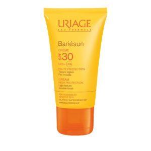 Γυναίκα Uriage – Bariesun Creme SPF30 Αντηλιακή Κρέμα Προσώπου για Ευαίσθητες Επιδερμίδες 50ml