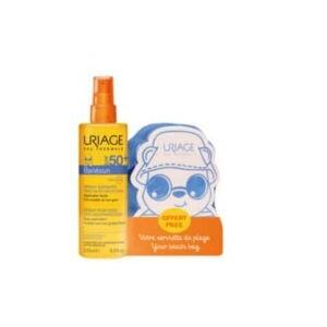 Αντηλιακά Προσώπου Uriage – Set Bariesun Spray Για Παιδιά SPF50+ 200ml και Δώρο Παιδική Πετσέτα