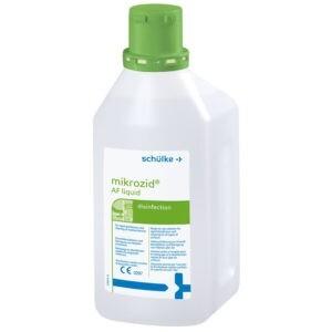 => STOP COVID-19 Schulke – Mikrozid AF Liquid Γενική Απολύμανση Επιφανειών 1lt