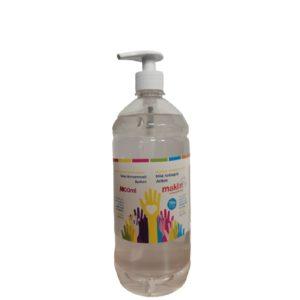 => STOP COVID-19 Maklin – Αλκοολούχο Καθαριστικό Χεριών Αντισηπτική Δράση 70% 1L