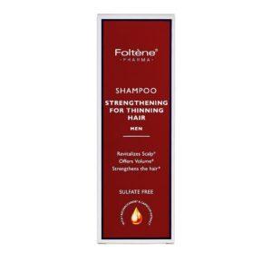 Άνδρας Foltene – Shampoo Thinning Hair Men Δυναμωτικό Σαμπουάν Κατά της Ανδρικής Tριχόπτωσης 200ml