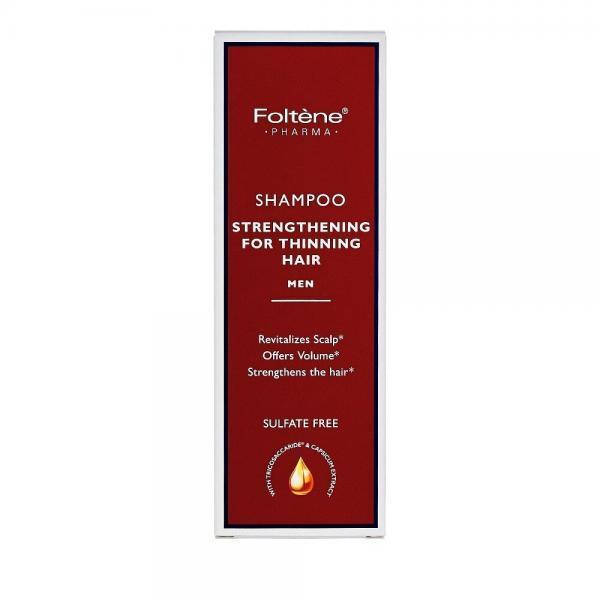 Περιποίηση Μαλλιών-Άνδρας Foltene – Shampoo Thinning Hair Men Δυναμωτικό Σαμπουάν Κατά της Ανδρικής Tριχόπτωσης 200ml