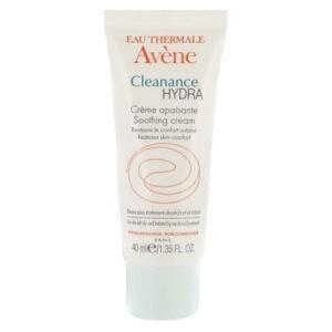 Γυναίκα Avene – Cleanance Hydra Creme Apaisante Καταπραϋντική κρέμα 40ml