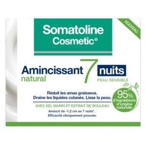 Γυναίκα Somatoline Cosmetic – Amincissant 7 Nuits Natural Κρέμα για Εντατικό Αδυνάτισμα σε 7 Νύχτες 400ml