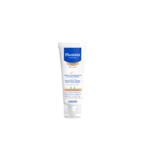 Ενυδάτωση - Kids Oil Mustela – Nourishing Cream with Cold Cream Κρέμα Ενυδάτωσης Προσώπου 40ml
