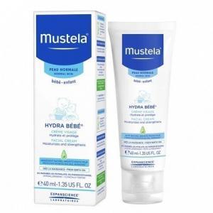 Ενυδάτωση - Kids Oil Mustela – Ενυδατική κρέμα προοσώπου για μωρά 40 ml