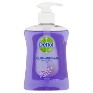 => STOP COVID-19 Dettol – Αντισυπτικό Κρεμοσάπουνο Lavender 250ml