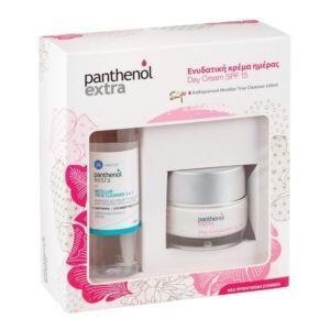 Γυναίκα Panthenol Extra – Σετ Ενυδατική Κρέμα Ημέρας 50ml και Δώρο Micellar True Cleanser 100ml