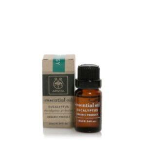 Γυναίκα Apivita – Essential Oil Αιθέριο Έλαιο Ευκάλυπτος Breathe Easy 10ml