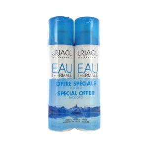 Περιποίηση Προσώπου Uriage – Thermal Spring Water Ιαματικό Νερό 2x300ml