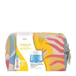 Γυναίκα Vichy – Promo Aqualia Thermal Light Ενυδατική Κρέμα Προσώπου Ελαφριάς Υφής 50ml και Δώρο Mineral Micellar Sensitive Νερό Καθαρισμού για Ευαίσθητες Επιδερμίδες για Πρόσωπο και Μάτια 100ml και Νεσεσέρ