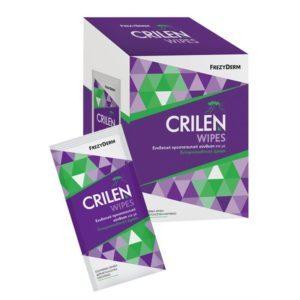 Άνοιξη Frezyderm – Crilen Wipes Εντομοαπωθητικά Μαντηλάκια 20×16 20 τεμάχια