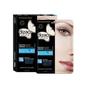 Περιποίηση Προσώπου Dizao – Μάσκα Μπότοξ με Υαλουρονικό Οξύ 1τμχ