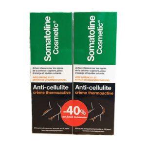Γυναίκα Somatoline Cosmetic – Anti-cellulite Cream Κρέμα κατά της Κυτταρίτιδας 2x250ml
