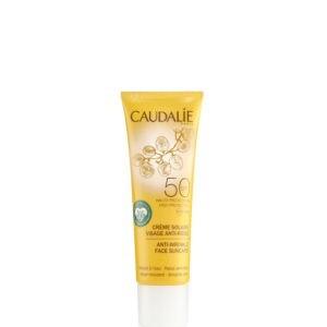 Άνοιξη Caudalie – Creme Solaire Visage Anti-Rides SPF50+ Αντιγηραντική Αντηλιακή Κρέμα Προσώπου 25ml