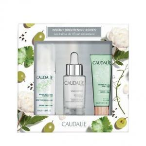 Περιποίηση Προσώπου Caudalie – Promo Vinoperfect Serum Eclat 30ml και Δώρο Instant Foaming Cleanser 50ml και Glycolic Peel 15ml