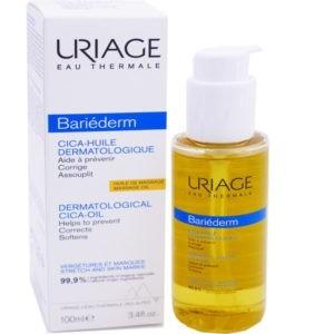 Γυναίκα Uriage – Bariederm Cica-Oil Λάδι για Ραγάδες και Ουλές 100ml