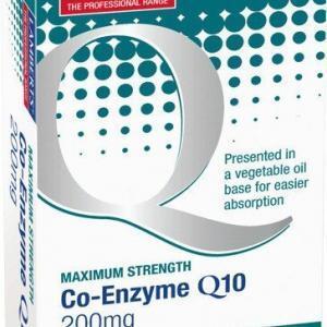 Αντιμετώπιση Lamberts – Co Enzyme Q10 200mg Υγεία Καρδιαγγειακού Συστήματος 60caps