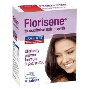 Αντιμετώπιση Lamberts – Florisene για Γυναίκες με Απώλεια Μαλλιών 90tabs