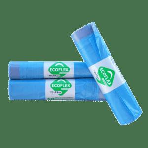 Διάφορα-Οικογένεια Bluemed – Σάκοι Απορριμάτων με Άρωμα Βανίλιας και Κορδόνι Ecoflex 70x95cm