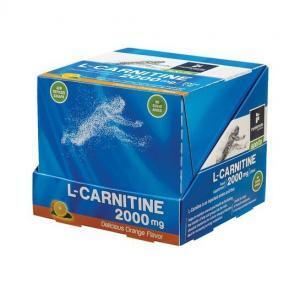 Συμπληρώματα Διατροφής MyElements – L-Carnitine liquid Υγρή καρνιτίνη με γεύση πορτοκάλι 2000mg 12x20ml