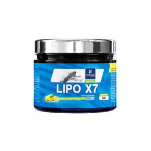 Συμπληρώματα Διατροφής MyElements – Sports Lipo x7 Συμπλήρωμα Διατροφής για Ενίσχυση του Μεταβολισμού και Αύξηση των Καύσεων με Γεύση Πορτοκάλι και Ανανά 300gr
