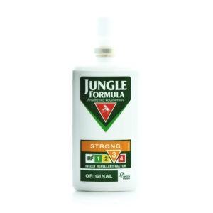 Γυναίκα Jungle Formula – Strong IRF3 Spray Εντομοαπωθητική Λοσιόν με Ισχυρή Προστασία 75ml