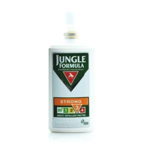 Γυναίκα Jungle Formula – Strong IRF3 Soft Care Spray Εντομοαπωθητική Λοσιόν με Ισχυρή Προστασία 75ml