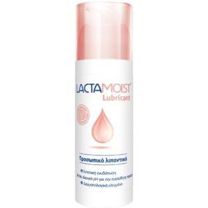 Γυναίκα Lactacyd – Lactamoist Lubricant Προσωπικό Λιπαντικό Για Την Ευαίσθητη Περιοχή 50ml