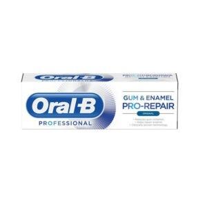 Οδοντόκρεμες-ph Oral-B Professional Gum και Enamel Pro-Repair Original Οδοντόκρεμα για Μείωση των Προβλημάτων των Ούλων 75ml