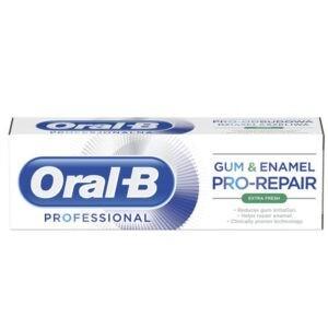 Οδοντόκρεμες-ph Oral-B – Professional Gum και Enamel Pro-Repair Extra Fresh Οδοντόκρεμα για Μείωση των Προβλημάτων των Ούλων 75ml