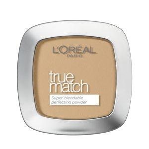 Γυναίκα Loreal – True Match Super Blendable Powder D3/W3 Golden Beige 9gr