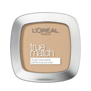 Γυναίκα Loreal – True Match Super D5/W5 Golden Sand Blendable Powder 9gr