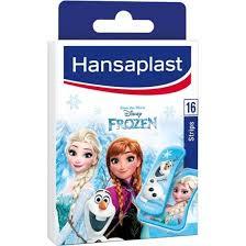 ΕΠΙΔΕΣΜΙΚΟ ΥΛΙΚΟ Hansaplast – Frozen Παιδικά Αυτοκόλλητα Επιθέματα 20τμχ