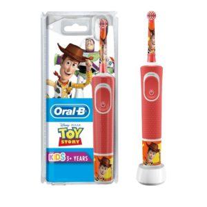 Οδοντόβουρτσες-Ph Oral-B – Vitality Kids Toy Story Παιδική Ηλεκτρική Οδοντρόβουρτσα 3Ετών+ 1Τμχ