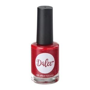 Γυναίκα Medisei – Dalee Gel Effect Βερνίκι Νυχιών Cherry Red 302 12ml