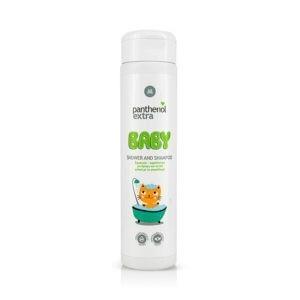 Σαμπουάν - Αφρόλουτρα Βρεφικά Panthenol Extra Baby Shower And Shampoo Σαμπουάν-Αφρόλουτρο για Βρέφη και Παιδιά 300ml